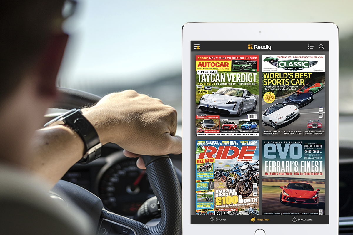 Explore a World of Unlimited Car Magazines